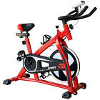 Stationary Bicycle Bike Cycling Indoor Exercise Health Cardio Workout Fitness HL