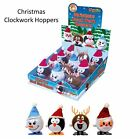 CHRISTMAS Clockwork Hopper REINDEER SANTA SNOWMAN PENGUIN Toy Stocking Filler