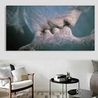 Love Kiss Abstract Art on Canvas Painting Wall Art Picture Print Home Decor