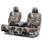 Custom Fit Seat Cover for Isuzu Rodeo In Mossy Oak Front & Rear
