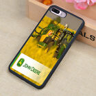 New John Deere Tractor Fit For Apple iphone 5 6 7 8 Samsung Cover Case