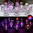 Gift Star Wars 3D Crystal Pokeball LED Decor Night Light  Desk Lamp Decorations