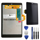 LCD Touch Screen Digitizer Frame For Asus Google Nexus 7 ME370 2012 Wifi Version