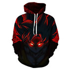New Fashion Women/Men Dragonball Z GoKu 3D Print Casual Hoodies Sweatshirt