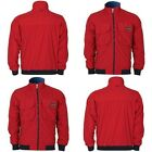 Mens Polo Ralph Lauren Bomber Jackets Coat Open Water Red Winter Size Small Sale
