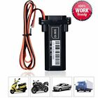 Waterproof Car Motor GSM GPS Tracker Locator Real Time Tracking Device LOT OY