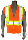 Внешний вид - High Visibility Vest, Mesh, Class 2 Safety Vest with 6 Pockets, Ironwear