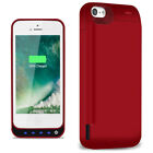 4800mAh Capacity Rechargeable Extended Charger Battery Case Cover F iPhone 5, 5s
