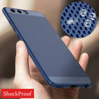 Fo Huawei Honor 8 P9 P10 Lite Plus Luxury Shockproof Hybrid Hard Back Case Cover