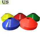 Disc Cones Soccer Football Field Marking Cross Training Track 20  50  100 Set