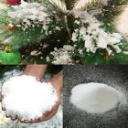 150g Christmas Xmas Magic Snow Powder Fake Artificial Instant Add Water Decor
