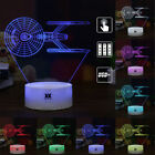 UK Star Trek USS Enterprise 3D Acrylic LED Night Light Table Desk Lamp Kid Gifts on eBay