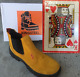 work boots safety steelcap BOOTS  wheat AU mens sizes AU stock FREE playingCARDS