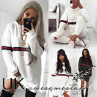 UK Womens Striped Jumper Dress Ladies Long Sleeve Pullover Sweater Size 6 - 14