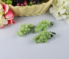 Artificial Mini Faux Fruit Fake Grapes Home Yard Staging Theater photographyProp