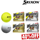 SRIXON Z-STAR GOLF BALLS NEW SRIXON BALLS OR Z-STAR XV WHITE OR YELLOW ** NEW **