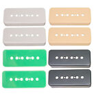 P90 Soapbar Pickup Covers Single Coil 4 Colors for Gibson Les Paul Guitars
