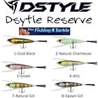 DStyle Reserve 70mm / 5g / Floating Top Water Hardbody Lure
