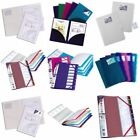 *OFFER* Snopake Document File Organiser Presentation Storage Folder Range!