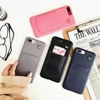 Fashion Girl Coin Purse pocket Card Leather Case Cover For iPhone8 X 7Plus 6 6s