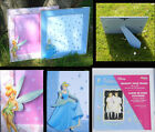 DISNEY FRAME FOR SCRAPBOOK PAGE 12X12 INCHES TINKERBELL CINDERELLA SANDYLION