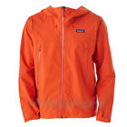 PATAGONIA Mens CLOUD RIDGE Packable Rain JACKET Paintbrush Red