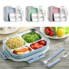 1-3-layer Thermal Boxes Lunch Box Picnic Food Container Muti- Type Choose Uk!