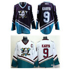 Paul Kariya Anaheim Mighty Ducks CCM Vintage Home Away Jersey