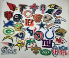 New NFL National Football league team logo patches Embroidered sew iron on patch $2.83 USD on eBay