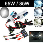 2x 35W 55W HID Xenon Headlight Conversion Kit Super Bright Waterproof Luxury Set on eBay