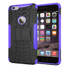 For Apple iPhone X 8 6s 7Plus Phone Case Cover Rugged Impact Hybrid Kickstand