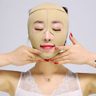Face Massage Mask Lycra Fabric Bandage Double Chin Treatment Health Care Natural