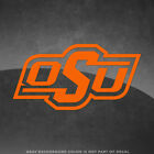 """Oklahoma State Cowboys OSU Logo Vinyl Decal Sticker - 4"""" and Up - More Colors!"""
