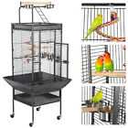 """36""""46""""61""""62""""68""""Large Bird Pet Cage Parrot Finch Cage Macaw Cockatoo Pet Supplies фото"""