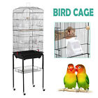 Bird House with Ladder For Birds Coconut Toy Exercise Play Parakeet Canary Cage
