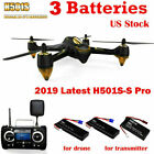 Hubsan H501S X4 Drone Pro 5.8G FPV Brushless 1080P HD Camera GPS RC Quadcopter