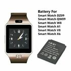 GSM Unlocked Bluetooth Smart Watch/Phone w/Camera support SIM SDHC TF Cards -New