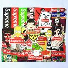 25x Waterproof Supreme Sticker luggage Phone laptop skateboard Bike Car Decal