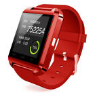 2017 Bluetooth Smart Watch Wrist Phone Mate Camera Sports For Android & iOS