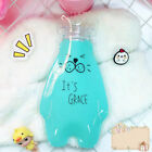 Cute Cartoon Hot Water Bottle Bag Warm Relaxing Heat Cold Therapy Kids Warm Gift