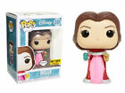 Figurine Funko Pop Disney n°241 Belle Glitter Diamond Hot Topic