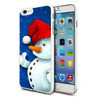 For Various Phones Design Hard Back Case Cover Skin - Christmas Xmas 28