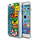 For Various Phones Design Hard Back Case Cover Skin - Christmas Xmas 44