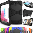 Heavy Duty Shockproof Screen Protector Stand Case For Samsung Galaxy Tab A 7.0