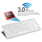 "USA Slim Wireless Bluetooth Keyboard For iPad 9.7"" 2018 Pro 10.5"" 11"" 12.9"" 2018"