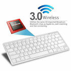 "Ultra-thin Wireless Bluetooth Keyboard For Ipad 5th 9.7"" Pro 10.5"" 12.9"" Air 2"