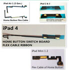 for iPad Mini 1 2 3 4 & 2 3 4 & Air 1 2 5 6 Home Button Flex Cable Bracket