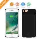 iphone 6 6s 7 7s 8 8s Battery Specimen Portable Power Bank Extended Charger Case