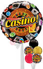Casino! - Inflated Helium Balloon Delivered in a Box