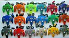 Kyпить *GREAT* Nintendo 64 N64 Authentic OEM Video Game Controller Funtastic Gold Red на еВаy.соm